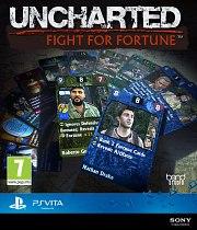Carátula de Uncharted: Lucha por el Tesoro - Vita
