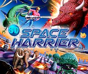 Carátula de Space Harrier - 3DS