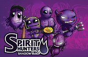 Carátula de Spirit Hunters Inc: Shadow - 3DS