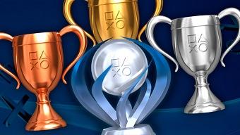 Los 9 trofeos platino más rápidos de conseguir