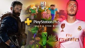 La experiencia completa de CoD, Minecraft, FIFA 20, GTA 5 o NBA 2K20 en PS4 solo la tienes con PS Plus