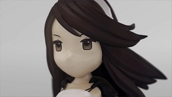 Video Bravely Second: End Layer, Edición Deluxe de Coleccionista
