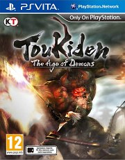 Carátula de Toukiden: The Age of Demons - Vita
