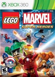 Lego Marvel Super Heroes Para Xbox 360 3djuegos