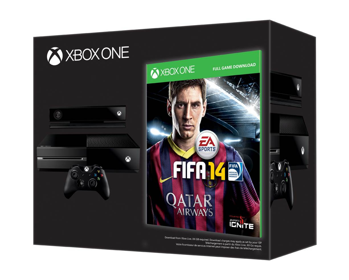 """EA cree que FIFA 14 es """"un gran juego"""" para fomentar la venta de Xbox One"""