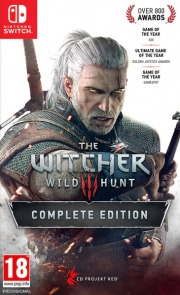 Carátula de The Witcher 3: Wild Hunt - Complete Edition - Nintendo Switch