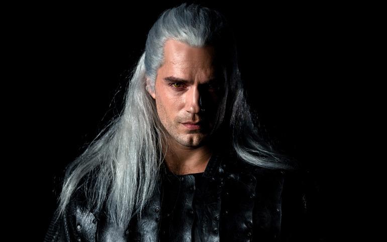 Henry Cavill (Caracterización The Witcher)