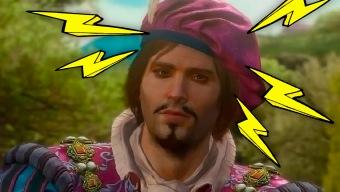 ¿Jaskier no te parece divertido en la serie de The Witcher? La culpa es de su gorra