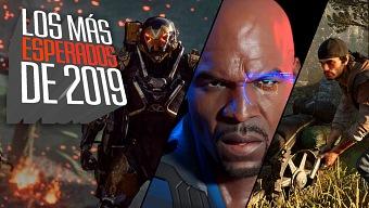 Los juegos de acción y aventuras más esperados de 2019