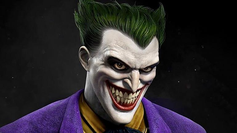 El director de arte de God of War recrea espectacularmente a los villanos de Batman, la serie animada