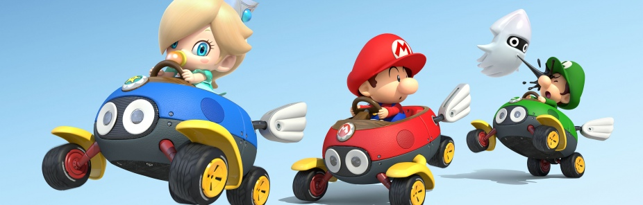 Análisis Mario Kart 8