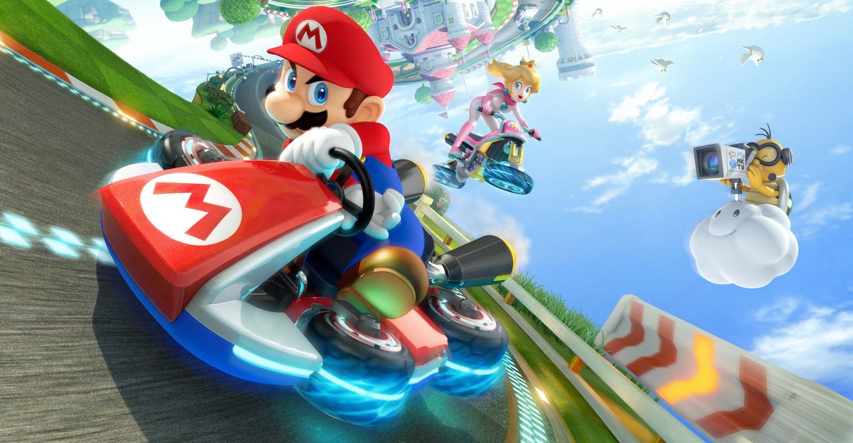 Mario Kart 8 Ha Sido El Juego M 225 S Vendido De Wii U 3djuegos