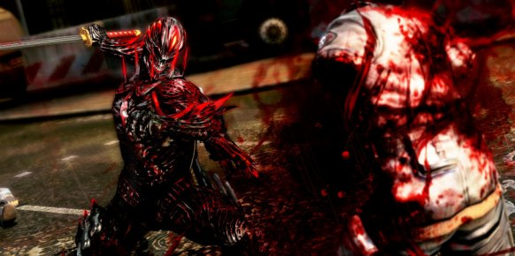 Ninja Gaiden 3 Razor's Edge Xbox 360