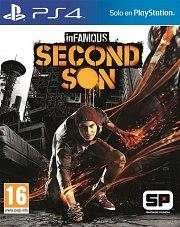 Carátula de inFamous: Second Son - PS4