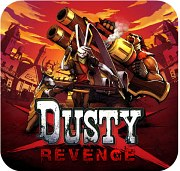 Carátula de Dusty Revenge - PC