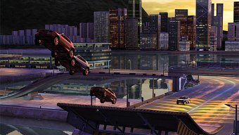 Video TrackMania Sunrise eXtreme, Vídeo del juego 2