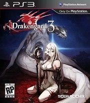 Carátula de Drakengard 3 - PS3