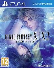 Carátula de Final Fantasy X | X-2 HD - PS4
