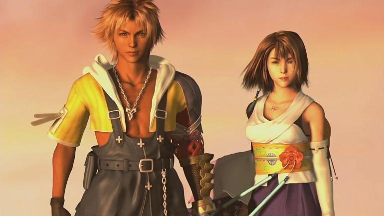 Final Fantasy X, uno de los lanzamientos destacados de Square Enix estos meses.