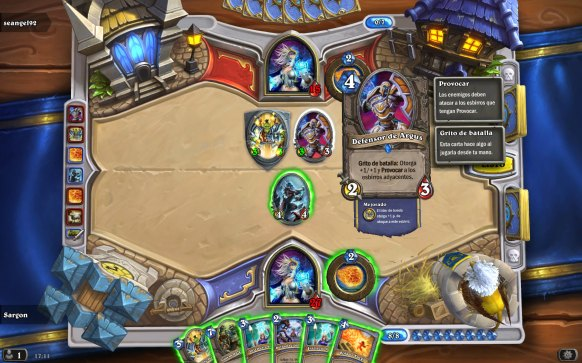Hearthstone Heroes of Warcraft an�lisis