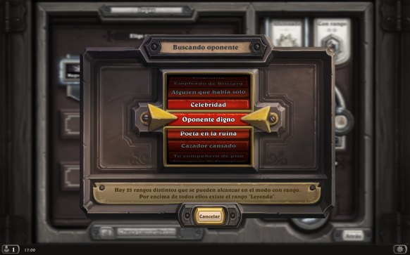 Hearthstone Heroes of Warcraft (PC)