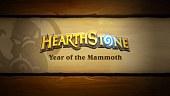 Video Hearthstone Heroes of Warcraft - Año del Mamut