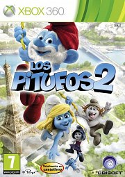 Carátula de Los Pitufos 2 - Xbox 360