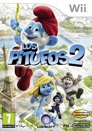 Carátula de Los Pitufos 2 - Wii