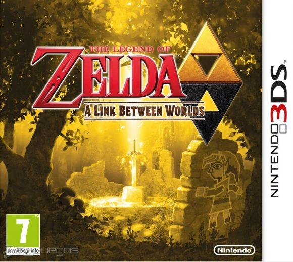 The Legend Of Zelda A Link Between Worlds Para 3ds 3djuegos