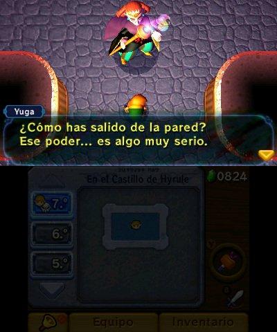 Zelda A Link Between Worlds - An�lisis