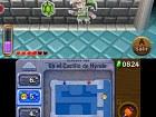Pantalla Zelda: A Link Between Worlds
