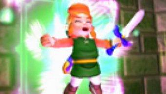 Video Zelda: A Link Between Worlds, Tráiler