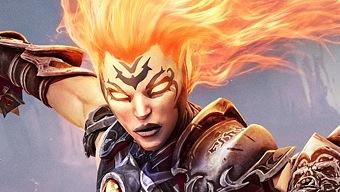 Darksiders 3 se luce en un vídeo gameplay contra un jefazo