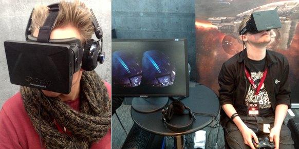 Oculus Rift: Oculus Rift: Impresiones