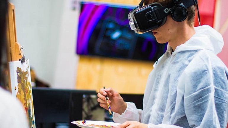 Imagen de Oculus Rift