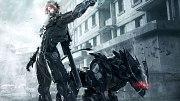 Carátula de Metal Gear Rising - VR Missions - Xbox 360