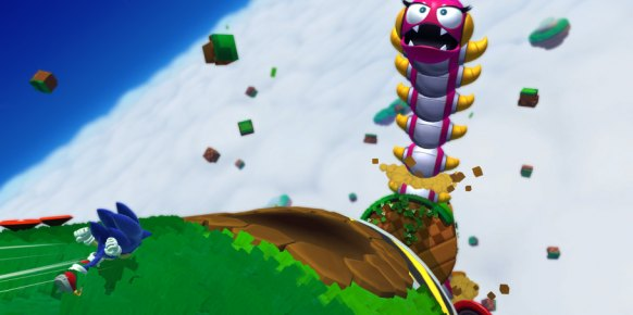 Sonic Lost World an�lisis