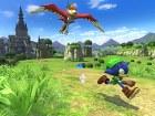 Pantalla Sonic: Lost World