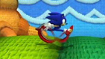 Video Sonic: Lost World, Yoshi's Island Zone