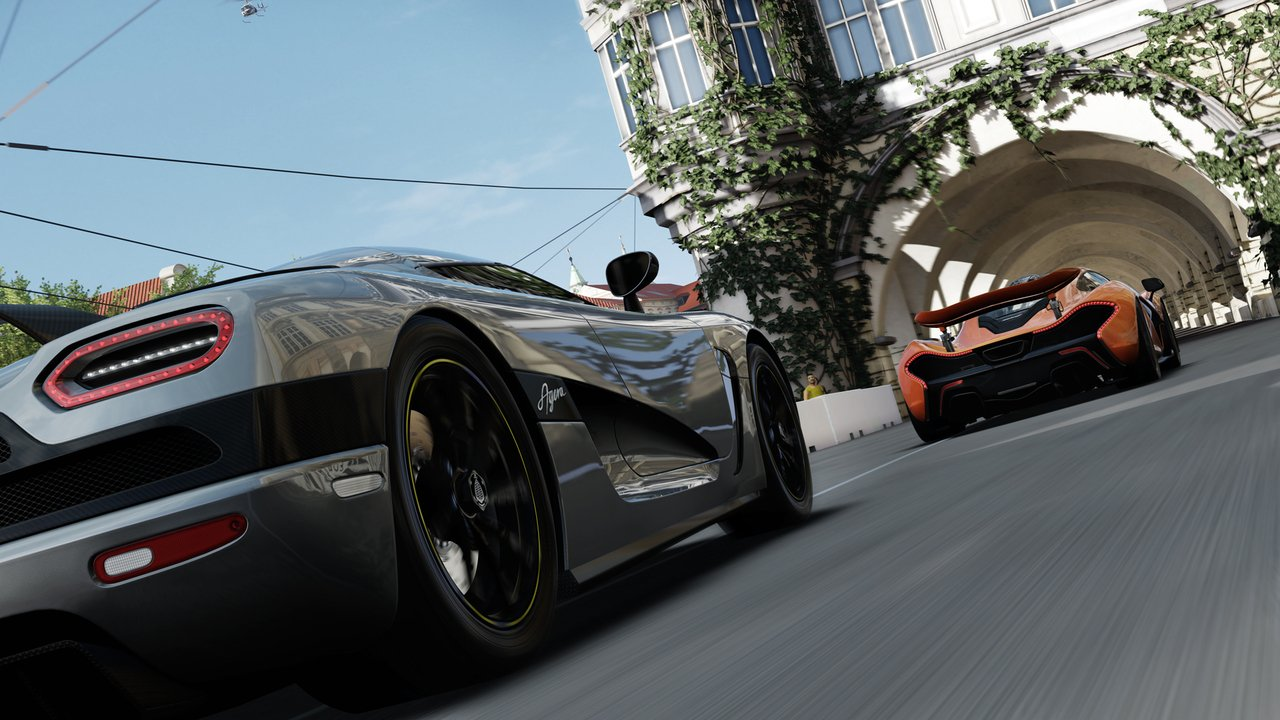 Forza Motorsport 5 - An�lisis