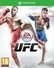 Carátula de UFC - Xbox One