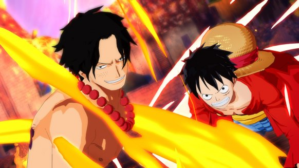 One Piece Unlimited World Red análisis