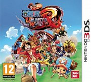 Carátula de One Piece: Unlimited World Red - 3DS