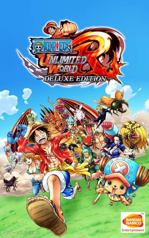 One piece unlimited world red deluxe edition para pc for One piece juego