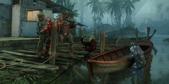 Crysis 3 - The Lost Island