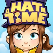 Carátula de A Hat in Time - Nintendo Switch